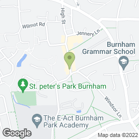 Map of Appleberry Homecare in Slough, berkshire