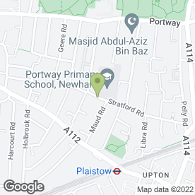 Map of J K Painting & Decorating in London, london