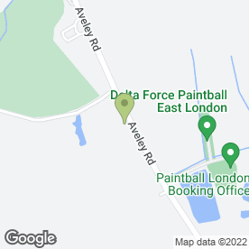 Map of Active Plant Hire Ltd in Upminster, greater london