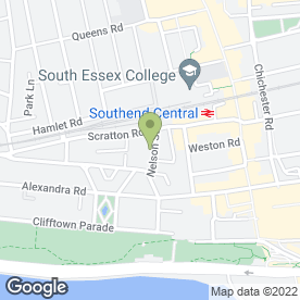 Map of Mobile Beauty Essex in Southend-On-Sea