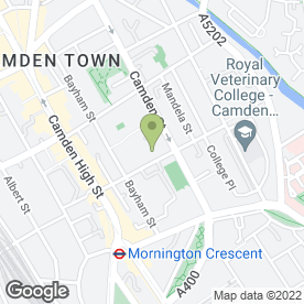 Map of Capital Carpentry & Maintenance in London, london