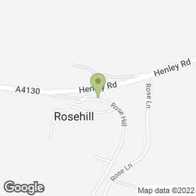 Map of Spectrum Fitted Furniture Ltd in Rosehill, Henley-On-Thames, oxfordshire
