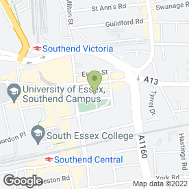 Map of My Drink Ltd in Southend-On-Sea, essex