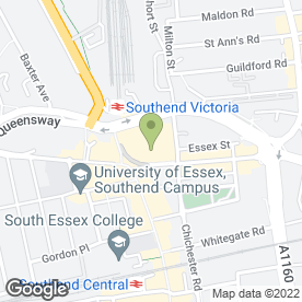 Map of SNAPPY SNAPS in Southend-On-Sea, essex