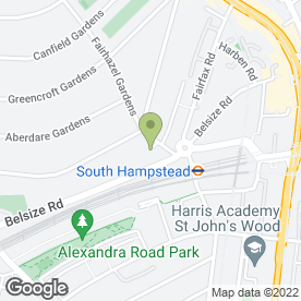 Map of Sweet Tree Home Care Services in London, london