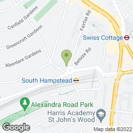 Map of B.D.S (London) Ltd in London, london
