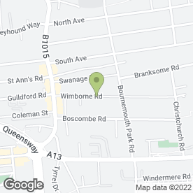 Map of Aura Landscaping in Southend-On-Sea, essex
