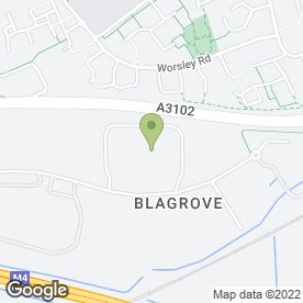 Map of C & S VENDING SERVICES in Blagrove, Swindon, wiltshire