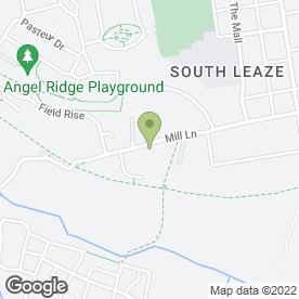 Map of Westleaze Cat Hotel in Swindon