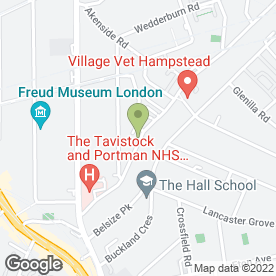 Map of Gardsec (Fire & Security) Ltd in London, london