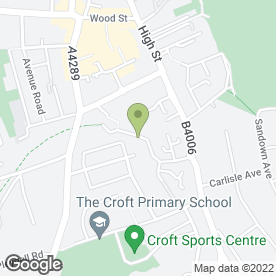 Map of Kite Press Ltd in Swindon, wiltshire