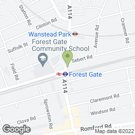 Map of Wilkinson Estate Agents in London, london