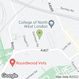 Map of Dent-o-Care Ltd in London, london