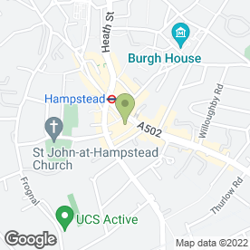 Map of Flight Centre in London, london