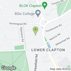 Map of Little Buds Day Nursery in London, london