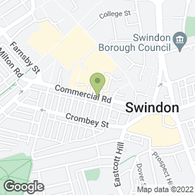 Map of Henry George in Swindon, wiltshire