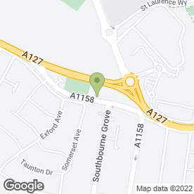 Map of Shalynn Cattery in Westcliff-On-Sea, essex