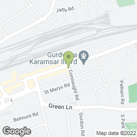 Map of G.S.Enterprises in Ilford, greater london