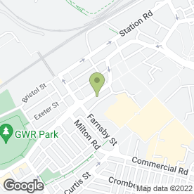 Map of OMG Hair & Beauty Ltd in Swindon, Wiltshire, wiltshire
