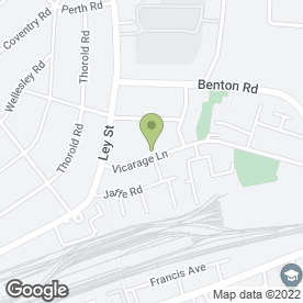 Map of Complete Carpentry in Ilford, greater london