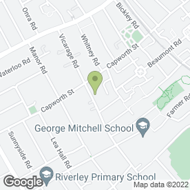 Map of Vicarage Rd Medical Centre in London, london