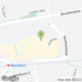 Map of Looks Fashion in Basildon, essex