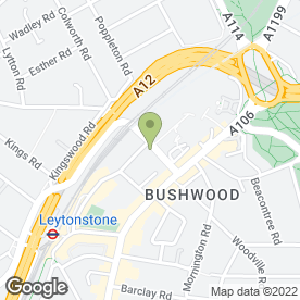 Map of LITTLE GREEN MAN DAY NURSERY in London, london