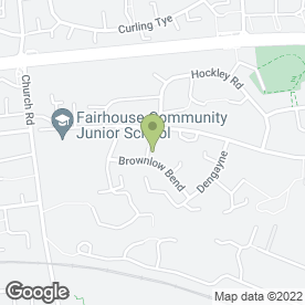 Map of Pretty Paws in Basildon, essex