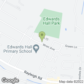 Map of Elite Fencing in Leigh-On-Sea, essex