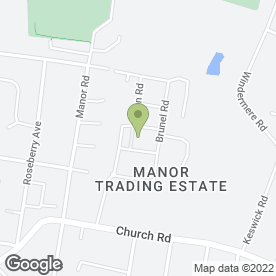 Map of Farthing & Sons Ltd in Manor Trading Estate, Benfleet, essex
