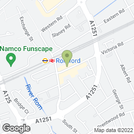 Map of Boilermedic in Romford, greater london