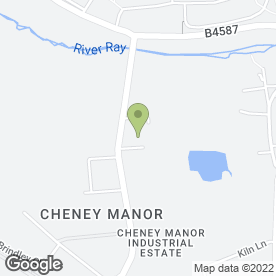 Map of PARADISE PETS in Swindon, wiltshire
