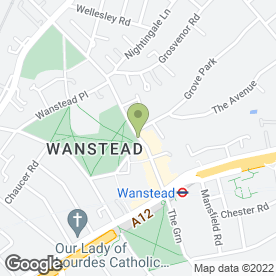 Map of Majestic Wine Warehouses Ltd in London, london