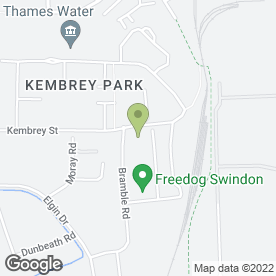 Map of One Step Joinery in Swindon, wiltshire