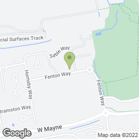Map of Glenny LLP in Southfields Business Park, Basildon, essex