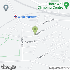 Map of BARBARA GLEBSKA DIGITAL PHOTOGRAPHY in Harrow, middlesex