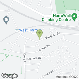 Map of Good Chef in Harrow, middlesex