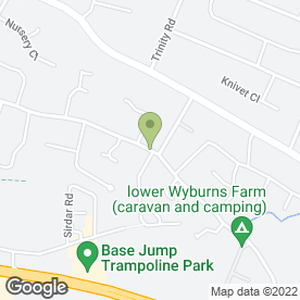 Map of One Response Ltd in RAYLEIGH, essex