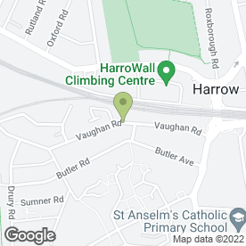 Map of G & L Scaffolding & Roofing Ltd in Harrow, middlesex