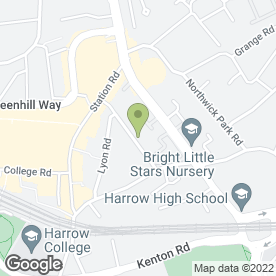 Map of Harrow Heating And Boiler Specialists in Harrow, middlesex