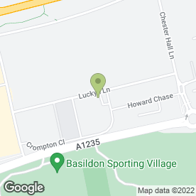 Map of Mr Cosmetics in Basildon, essex