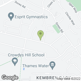 Map of LEADERSHIP MARTIAL ARTS in Swindon, wiltshire