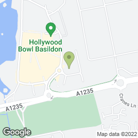 Map of Storage King in Basildon, essex