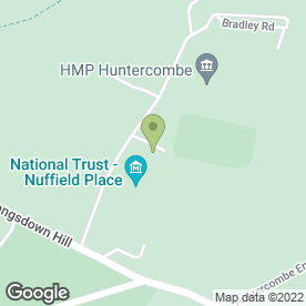 Map of The Country Seat in Nuffield, Henley-On-Thames, oxfordshire