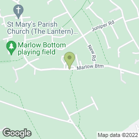 Map of Revolution Imageworks in Marlow, buckinghamshire