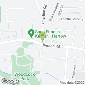 Map of Rentokil Property Care in Harrow, middlesex