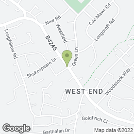Map of Teeth for Life Dental Care in Caldicot, gwent