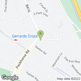 Map of Southern Electrical Services in Gerrards Cross, buckinghamshire