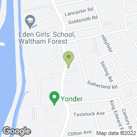 Map of London Compressor Centre Ltd in London, london