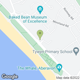 Map of Cafe Remo's in Port Talbot, west glamorgan